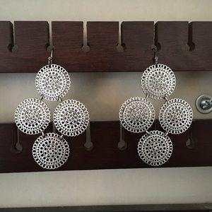 Stella & Dot boho earrings
